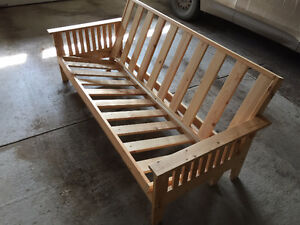 Futon bed & frame