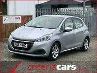2017 Peugeot 208 ACTIVE Used cars Ely, Cambridge. Hatchback Petrol Manual