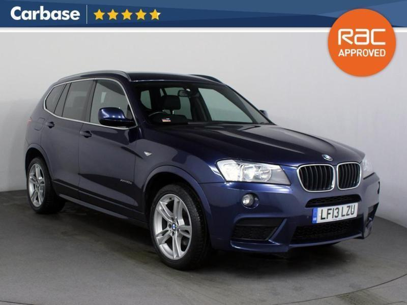 2013 Bmw X3 Xdrive20d M Sport 5dr Step Auto In Weston Super Mare