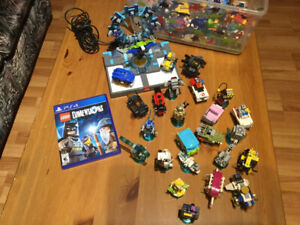 Lego dimmension