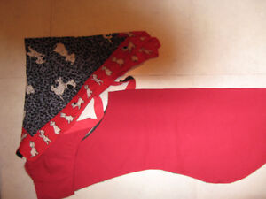 Nice Red Water  Repellent  DOG COAT For Sale Price $ 10.00