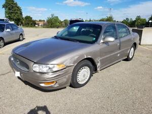 2000 Buick LeSabre Custom Parts Car