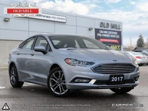 2017 Ford Fusion Accident Free, Sunroof, Remote Entry and more..