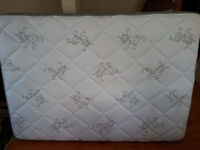 100$ or best offer used double mattress
