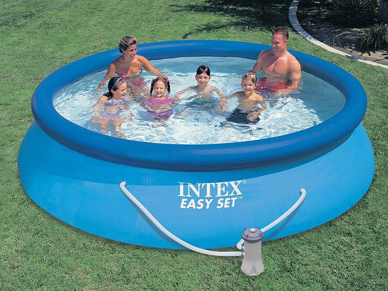 How to drain an intex easy set pool ebay for Angebote pool set