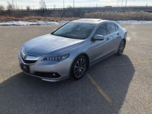 2015 Acura TLX Elite, 71k, Clean Title - $22,500