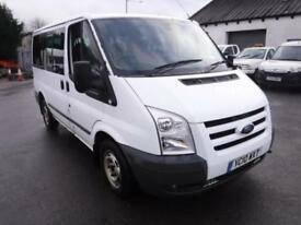 FORD TRANSIT 280 TREND TOURNEO 9 STR White Manual Diesel, 2010