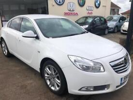 Vauxhall/Opel Insignia 1.8i 16v VVT 2011.5MY Exclusiv