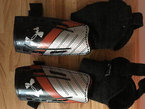 Soccer Shin Guards Youth Size Small