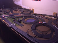 Custom Slot Car Track