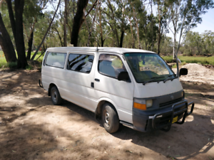 NEW PRICE - Toyota HiAce Camper 2.8 Diesel Manual, 1,5 month rego