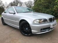 *SAME OWNER FOR THE PAST 10 YEARS*ONLY 66K FSH*BMW 328 COUPE SE AUTO*IMMACULATE*