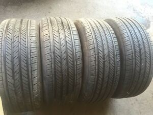 4 Michelin pilot 225/55/16 all season 80% tread  Kitchener / Waterloo Kitchener Area image 1