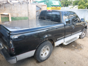 F150 1998 RWD RUNS NEEDSWORK GOOD PARTS TRUCK SCRAPPING SATURDAY