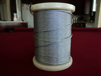 Wire / Cable - 1/16inch Galvenized (500ft per roll)