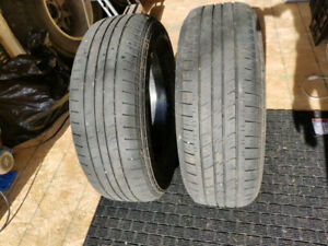2 tire 235 65 R17 for sale