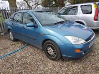 Ford Focus 1.6i 16v Ghia Automatic with Years Mot & Service History
