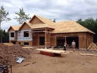 Framing.Siding, Doors/ Windows, Garage / Storage Barns