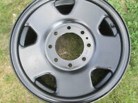 4---17 in Ford Steel Rims---8 x 170mm