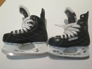 Bauer NEXUS Junior Hockey Skates #2 Sharpened