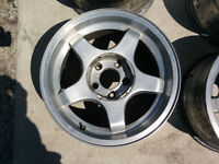 Four Impala SS rims for sale- from a 1995 Impala