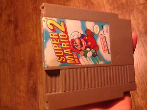 Nes/Nintendo - Super Mario Bros 2