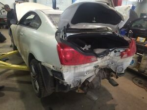 2009 Infiniti G37 coupe sport for parts