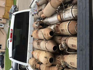 Cash for your used or scrap Dpf system