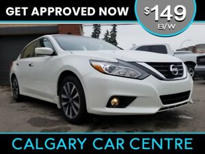 2016 Nissan Altima $149B/W SV w/BackUp Cam, Sunroof, USB Connect