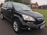Honda CR-V 2.0 i-VTEC auto EX + NEW SHAPE + AUTO + LEATHER + SAT NAV