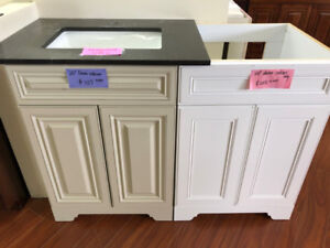 "24"" solid wood cabinet demos on SALE!!"