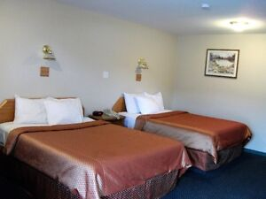 BC MOTEL INVESTMENT OPPORTUNITY - North Country Lodge Prince George British Columbia image 4