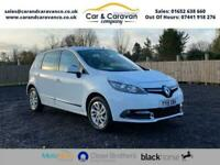 2015 Renault Scenic 1.2 DYNAMIQUE TOMTOM ENERGY TCE S/S 5d 130 BHP MPV Petrol Ma