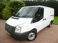 2013 Ford Transit T280 2.2TDCi SWB LOW ROOF PANEL VAN