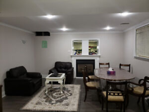 Pickering Walk Out Basement for Rent