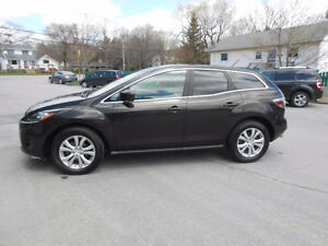 2010 MAZDA CX-7 GR TOURING 5 DOOR AWD, 3 YEAR WARRANTY INCLUDED