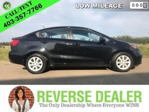 2015 Kia Rio EX Convenience  Sporty Sedan, Heated Seating, Autom
