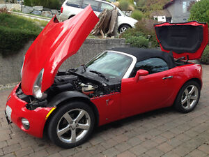 2007 Pontiac Solstice Sports Car (2 seater) North Shore Greater Vancouver Area image 3