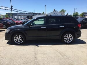 2014 DODGE JOURNEY RT * AWD * LEATHER * BLUETOOTH * HEATED SEATS London Ontario image 3