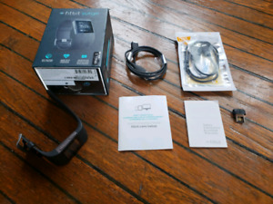 Fitbit surge  - original box and accessories and more!