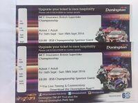 British superbike tickets