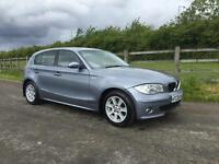 BMW 120 2.0TD auto 2006MY d SE finance avaialble from £30 per week