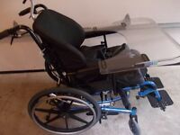 Wheel Chair (Delux)