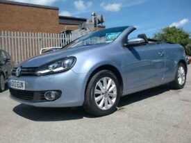 2013 VOLKSWAGEN GOLF CONVERTIBLE 1.4 SE
