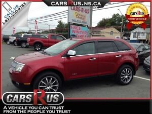 2007 Lincoln MKX Base.....Includes 4 FREE winter tires!!
