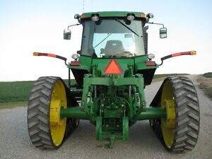 John Deere 8420T Tractor - like new - 1900 hrs London Ontario image 7