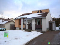 Bungalow a vendre a fabreville.    For sale in Fabreville