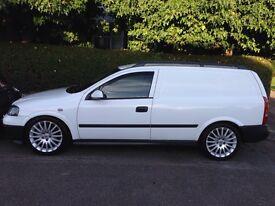 Vauxhall Astra van z20let forged hybred turbo mapped 273bhp 6 speed quaife lsd 5 stud SLEEPER!!