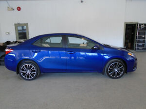 2016 TOYOTA COROLLA TYPE S! 1 OWNER! 6SPD! 76,000KMS! $16,900!!!