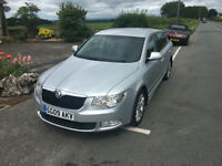 Skoda Superb 2.0TDI PD 140 SE 09/09